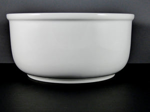 "#13092 BOWL 10.25"" X 5.25"" DEEP ROUND (196 OZ.)"