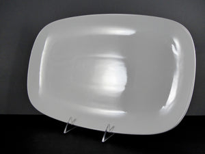 "#13140 PLATTER 15.5"" X 9.75"" RECTANGLE/OVAL"