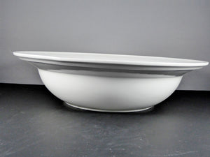 "#13166 BOWL 15"" X 3.75"" DEEP ROUND WIDE RIM (120 OZ.)"