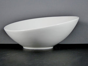 "#13173 BOWL 10.25"" X 9.75"" OVAL SLANTED (32 OZ.)"