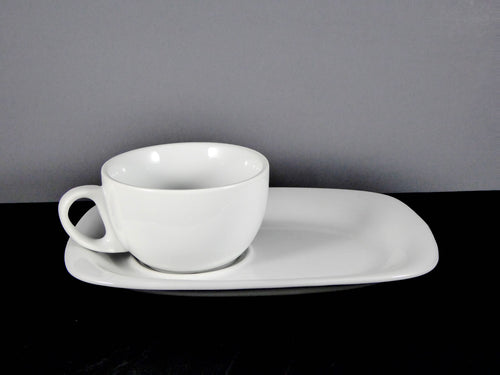 #13178 CUP & PASTRY PLATE/SAUCER (10 OZ.)
