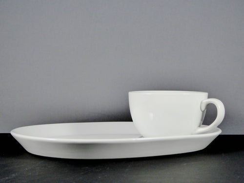 #13179-1 CUP & PASTRY PLATE/SAUCER (10 OZ.)
