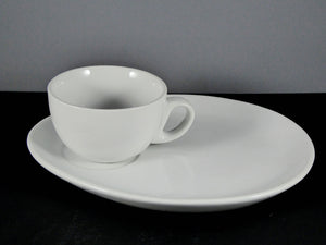 #13179 CUP & PASTRY PLATE/SAUCER (10 OZ.)