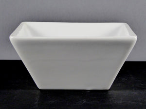 "#14008 BOWL 4.25"" SQUARE (10 OZ.)"