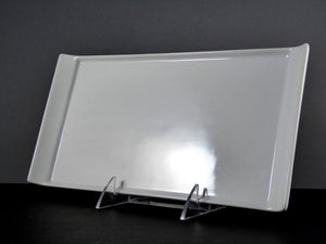 "#14040 PLATTER 11.25"" X 6"" RECTANGLE SUSHI"