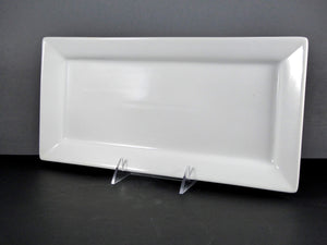 "#14052 PLATTER 14.25"" X 7"" RECTANGLE"
