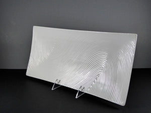 "#14055 PLATTER 15"" X 7.25"" RECTANGLE PATTERN"