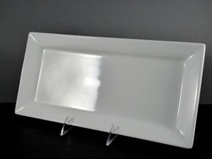 "#14059 PLATTER 14.25"" X 7"" RECTANGLE"