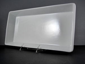 "#15120 BOWL 15"" X 7.5"" X 2"" DEEP RECTANGLE (96 OZ.)"