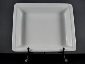 "#15249 DISH 12.5"" X 10.5"" RECTANGLE 1/2 CHAFER (96 OZ.)"