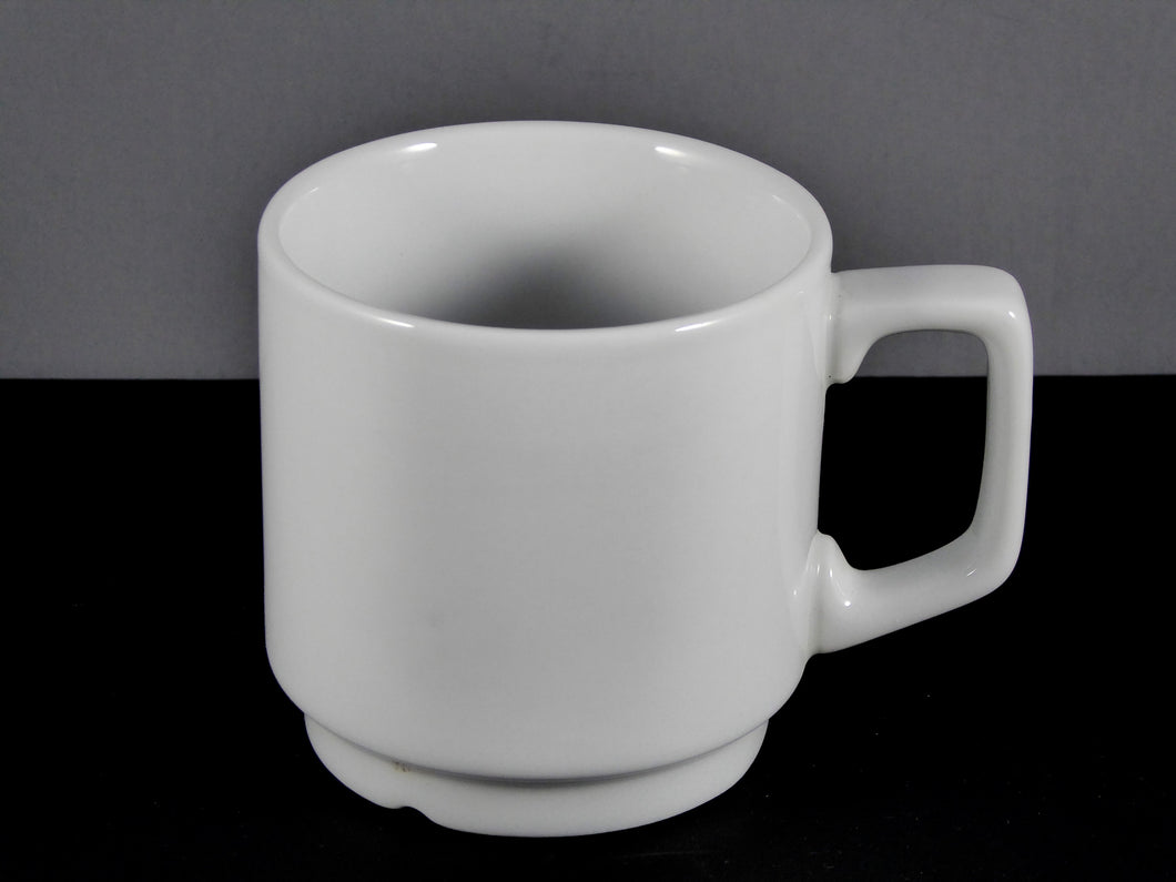 #15338 MUG 8 OZ. STACKABLE