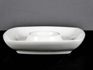 "#3057 DISH 4.5"" EGG HOLDER"