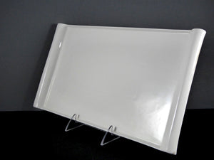 "#4169 PLATTER 14"" x 7.75"" SUSHI RECTANGLE"