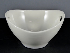"#4272 BOWL 5"" X 4.5"" OVAL W/ HANDLES (8 OZ.)"