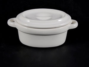 "#4416 DISH 3.5"" POT W/ COVER (1 OZ.)"
