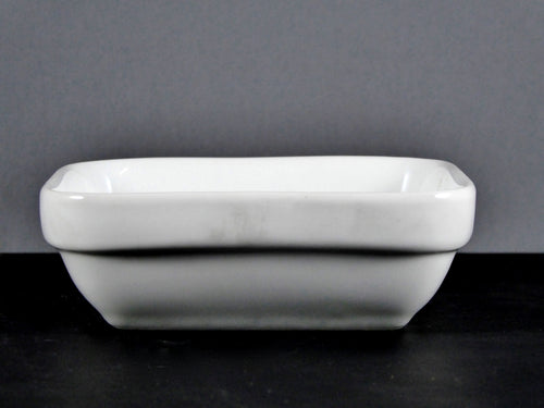 #5899 BOWL 4 75 X 1 5 DEEP SQUARE (6 OZ.)