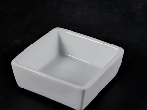 "#6136 BOWL 3.5"" SQUARE (4 OZ.)"