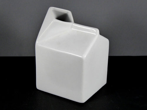 #6142 MILK CARTON (12 OZ.)