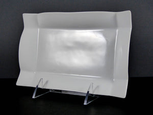 "#7674 PLATTER 8"" X 4"" RECTANGLE"