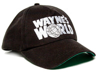 Wayne's World Embroidered Movie Hat Baseball Cap Snapback