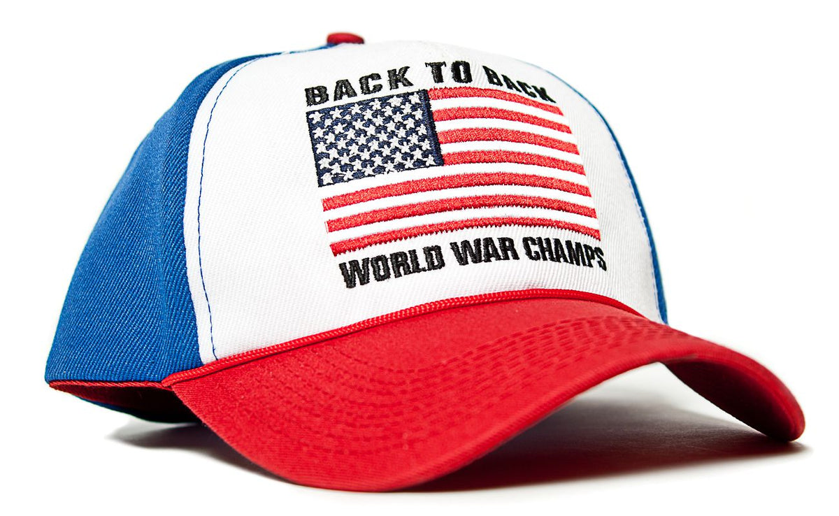 Back To Back World War Champs Champion Embroidered Cap Hat Snapback –  capenvy.com f8d02368bd3