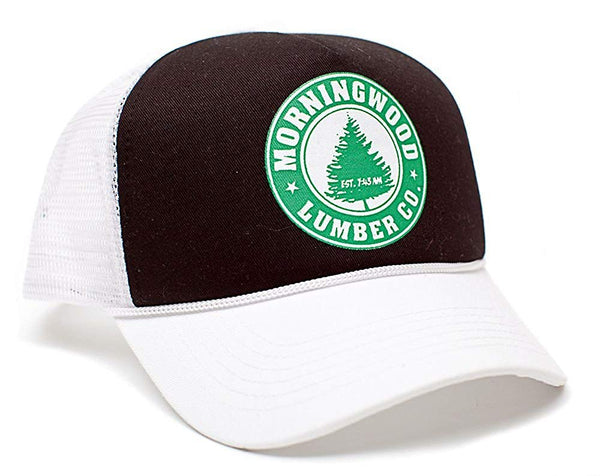 Morning Wood Lumber Co Established 7:45 AM Custom Funny Unisex Adult Hat Cap BWB