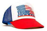 Trump 2016 President Campaign Trucker Unisex Adult-one size Hat Cap Multi