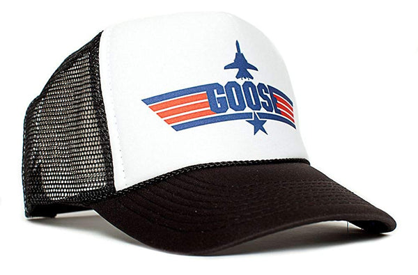 Top Gun Goose Unisex-Adult Trucker Cap Hat -One-Size Multi