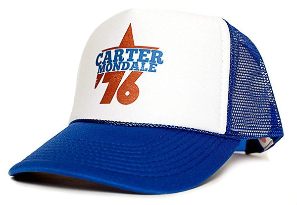 Jimmy Carter Walter Mondale 76 Presidential Cap Unisex-adult Hat Multi