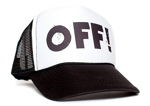 OFF! Unisex-Adult Curved Bill One-Size Truckers Hat