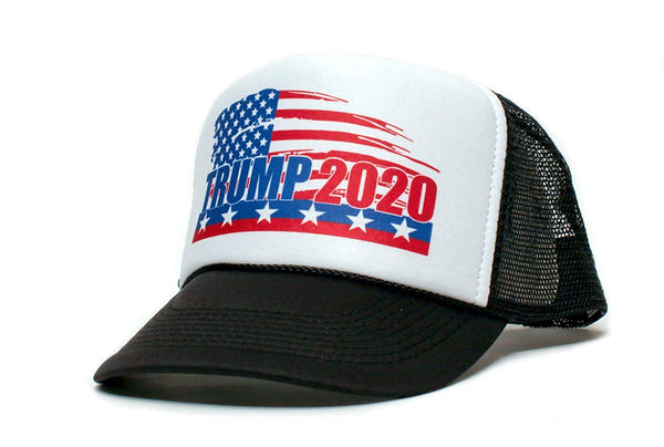 Posse Comitatus Trump 2020 Election Hat Adult One-Size Republican Cap President MAGA Patriotic Multi