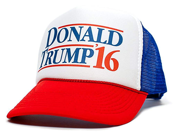 Donald Trump '16 President Campaign Unisex Adult-one Size Hat Cap Multi