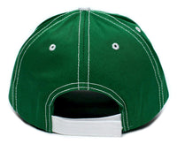 Posse Comitatus ST Patrick's Day Hat Drunk Irish Shamrock Clover Leaf Cap Kelly