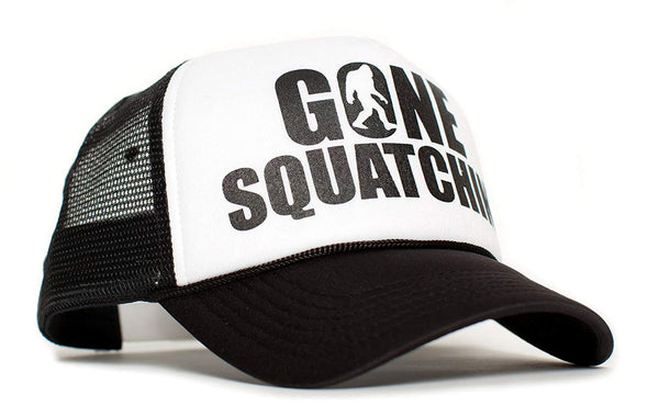 Gone Squatchin' Unisex-Adult Trucker Hat