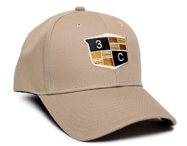 Seal Team 3 Platoon Charlie Bradley Cooper Movie Cap Hat Fitted Khaki Small
