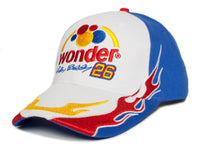 Talladega Nights Wonder Bread Ricky Bobby Hat Baseball Cap Costume #26