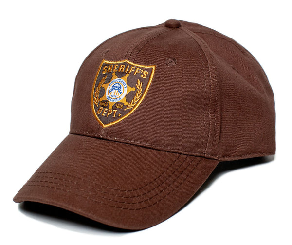 The Walking Dead Sheriff Grimes Costume Hat Cap Brown Adult One Size Fits Most