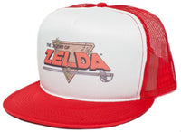 LEGEND OF ZELDA Hat Cap Baseball Trucker Snapback Flat Brim
