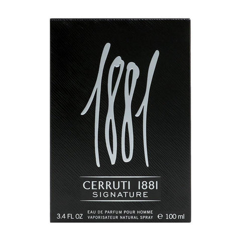 Cerruti 1881 Signature Eau de Parfum 100ml Spray