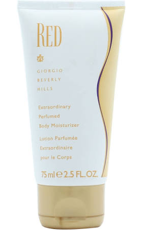 Giorgio Beverly Hills Red Body Moisturiser 75ml