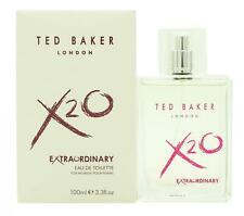 Ted Baker X20 Extraordinary for Women Eau de Toilette 100ml Spray