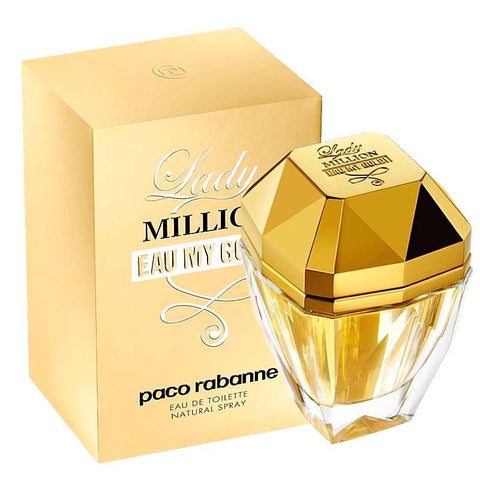 Paco Rabanne Lady Million Eau My Gold! Eau de Toilette 80ml Spray