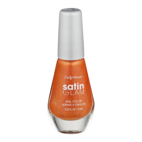 Sally Hansen Satin Glam Nail Color 10ml - 04 Sun Sheen