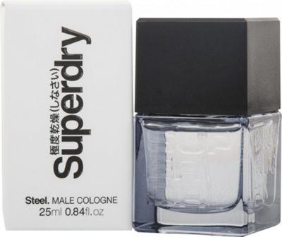 Superdry Steel Eau de Cologne Spray