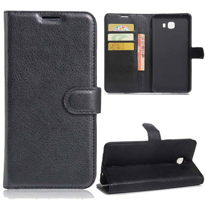 1pcs Lichi Skin Wallet Leather Cases For Samsung Galaxy J2 J5 J7(Prime) A3 A5 A7(2017) C9pro Cover Case Kickstand Accessories