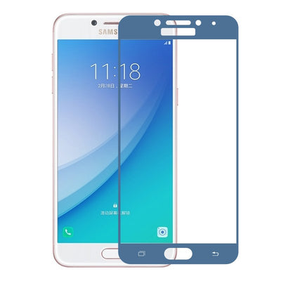 2.5D Full Cover Tempered Glass For Samsung Galaxy J3 J5 J7 2017 A3 A5 A520 A7 A720 2017 Screen Protector 9H Toughened Glass Film