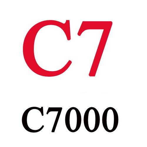 For c7  c7000