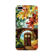 2018 Phone Cases Night Art Oil Painting Style Print Soft Printed Transparent Tpu Skin For Iphone X 8 5 5s 6 6s Plus 7 Plus