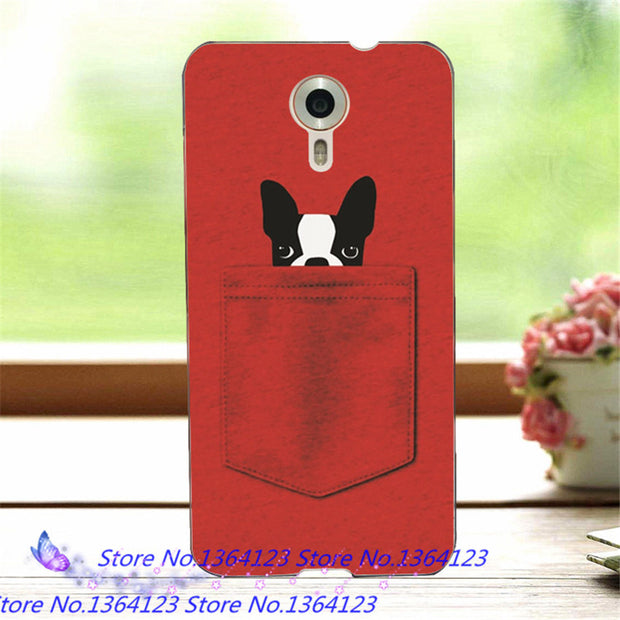 23 Patterns Transparent Side Soft Silicone Fruit Case Wileyfox Swift Case Cover For Wileyfox Swift + Free Pen