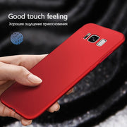 360 Degree Phone Cases For Samsung Galaxy S8 S8 Plus Case Ultra Thin Soft TPU Silicone Full Protect Front Case & Back Cover Capa